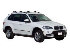 Багажник на рейлинги для BMW X5 E70 '07-13, сквозной (Whispbar-Prorack)