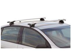Багажник на крышу для Kia Carens '07-12, сквозной (Whispbar-Prorack)