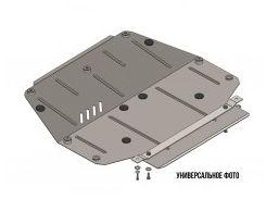 Защита редуктора заднего моста для Subaru Forester '97-08, V-все (Кольчуга)