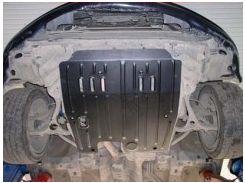 Защита картера двигателя для Acura TL '03- 3,2 (Полигон-Авто)