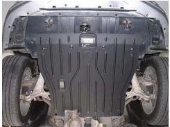 Защита картера двигателя для Acura RL '04-12 3,5 (Полигон-Авто)