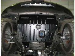 Защита картера двигателя для Acura RDX '06-13 2,3 (Полигон-Авто)