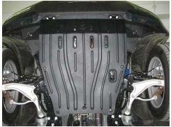Защита картера двигателя для Acura ZDX '09-13 3,7, АКПП, 4x4 (Полигон-Авто)