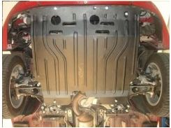 Защита картера двигателя для Alfa Romeo 147 '00-10 1,6 (Полигон-Авто)