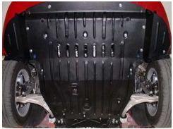 Защита картера двигателя для Alfa Romeo 159 '05-11 2,2, JTS (Полигон-Авто)
