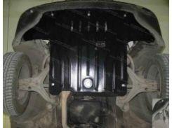 Защита картера двигателя для Audi 80 '86-94 1,8 (Полигон-Авто)