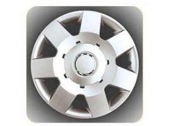 Колпаки на колеса R14 219 /14 Silver (SKS)