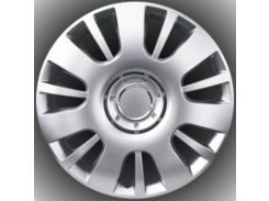 Колпаки на колеса R14 222 /14 Silver (SKS)
