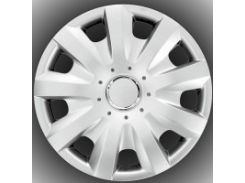 Колпаки на колеса R15 321 /15 Silver (SKS)
