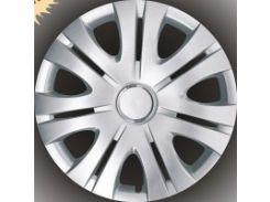 Колпаки на колеса R16 408 /16 Silver (SKS)
