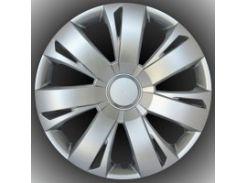 Колпаки на колеса R16 411 /16 Silver (SKS)