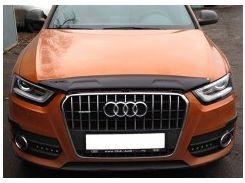Дефлектор капота для Audi Q3 '11- (EGR)