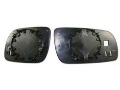 Вкладыш зеркала бокового Opel Astra G '98-10 левый (Tempest) 380404431