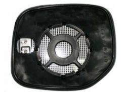 Вкладыш зеркала бокового Skoda Fabia II '07-14 правый (Tempest) 450512432