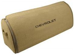 Органайзер в багажник XXL Chevrolet, бежевый
