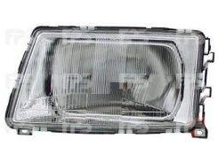 Фара передняя для Audi 100 '82-91 правая (DEPO) механич. 1315100E