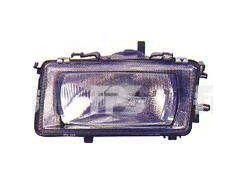 Фара передняя для Audi 80 '86-91 правая (DEPO) механич./электрич. 1307100E