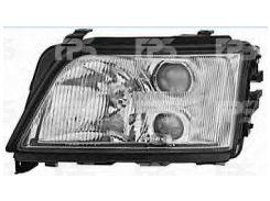 Фара передняя для Audi А6 '94-97 правая (DEPO) механич./электрич. 1326101E