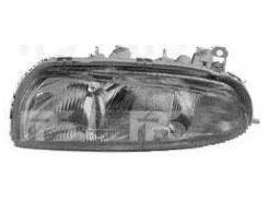Фара передняя для Ford Fiesta '96-99 левая (DEPO) механич./электрич. 1031166