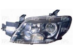 Фара передняя для Mitsubishi Outlander '05-07 правая (DEPO) электрич. 214-1179R-LDEM7