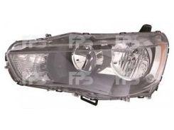 Фара передняя для Mitsubishi Outlander XL '10-12 левая (DEPO) электрич. 214-1198L-LDEM2