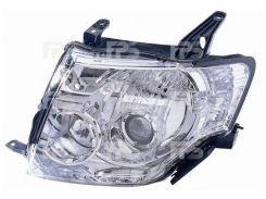 Фара передняя для Mitsubishi Pajero Wagon 4 '07- правая (DEPO) электрич. 214-1186R-LD-EM