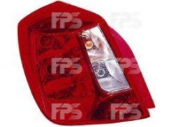 Фонарь задний для Chevrolet Lacetti седан '03-12 левый (DEPO) 222-1915L-UE