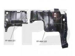 Защита двигателя Mitsubishi Lancer 9 '04-09, правая (FPS)