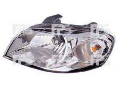 Фара передняя для Chevrolet Aveo '06-11 левая (DEPO) электрич. 235-1104LMLD-EM