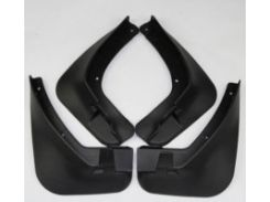 Брызговики для Renault Fluence '13- полный комплект (AVTM)