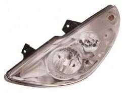 Фара передняя для Opel Movano '11- правая (DEPO) без доп. освещения электрич. 260608210R