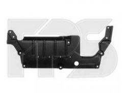 Защита двигателя, КПП Mitsubishi ASX '10-13, задняя (FPS)