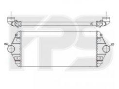 Интеркулер для CITROEN / FIAT / PEUGEOT (NRF) FP 20 T07