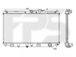 Радиатор охлаждения двигателя для HONDA (NRF) FP 30 A09-X