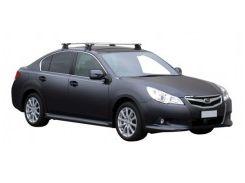 Багажник на крышу для Subaru Legacy '10-14, сквозной (Whispbar-Prorack)