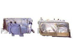 Фара передняя для Mercedes 190 W201 '82-93 левая (FPS) без ук. пов.