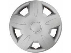 Колпаки на колеса R15 Portos Silver (Jestic)