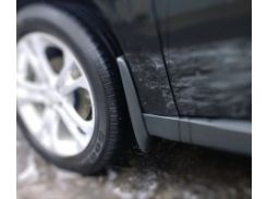 Брызговики передние для Mitsubishi Outlander '12-14 (Lada Locker)
