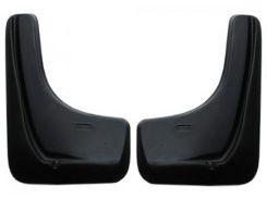 Брызговики задние для Honda Civic 5D '06-12 хэтчбек (Nor-Plast)
