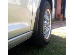 Брызговики передние для Volkswagen Caddy '04-15 Оригинальные ОЕМ 1T0075111