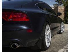Брызговики задние для Audi A7. Оригинальные ОЕМ 4G8075101