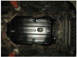 Защита картера двигателя для Toyota Prado 150 '10-13, 2,7; 3,0TD (Полигон-Авто)