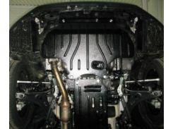 Защита картера двигателя для Subaru XV '11-16, 1,6; 2,0, АКПП (Полигон-Авто)