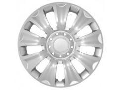 Колпаки на колеса R16 424 /16 Silver (SKS)