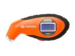 Манометр для измерения давления в шинах Master Line DWM 7 (DAEWOO)