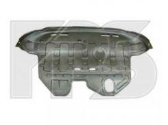 Защита двигателя пластиковая для Hyundai ix-35 '10-15 (FPS)