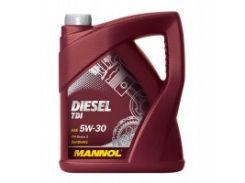 Mannol Diesel TDI 5W-30 (5л)