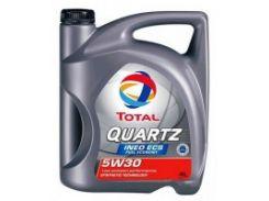 Моторное масло TOTAL Quartz INEO ECS 5W-30 (4л)