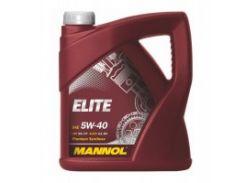 Mannol Elite 5W-40 (4л)