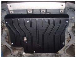 Защита картера двигателя для Honda Element '03-11, 2,4 (Полигон-Авто)